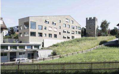 Wohn- und Geschäftshaus Mühle