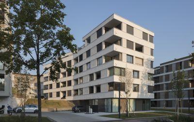 Immeuble d'habitation «In der Ey»