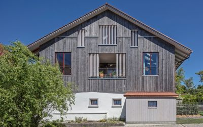Umbau Bauernhaus und Scheune