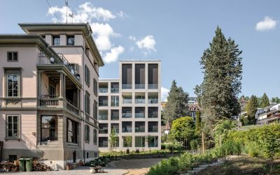 Immeuble Brunnhalde
