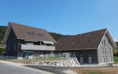 Neubau MFH Gelterfingen