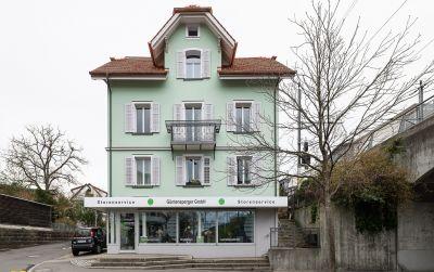 Albisstrasse, Baar