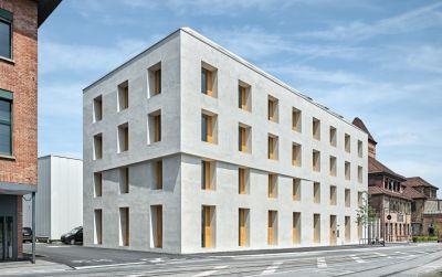Bürogebäude als Ersatzneubau Emmenweid