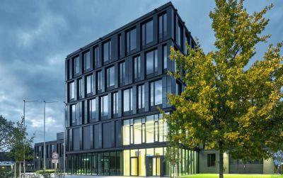 Institutsgebäude in Stuttgart
