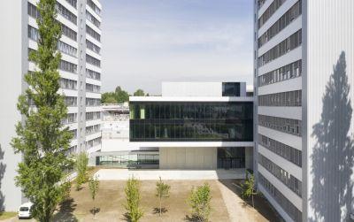 Bühler Innovation Campus Cubic