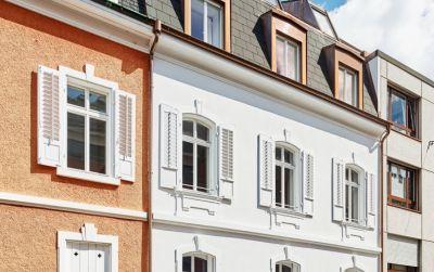 Mehrfamilienhaus Holbeinstrasse