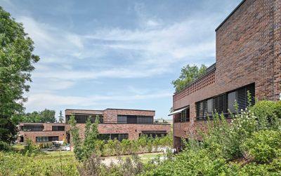 Wohnüberbauung Steinweid, Kilchberg