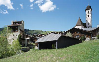 Haus Trancauna, Lumbrein