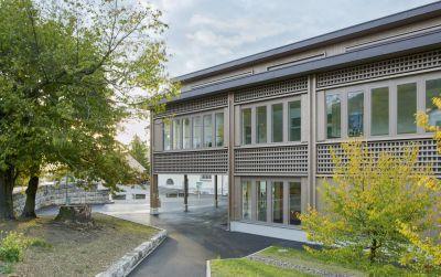 Schulhaus Alp II, Wangen b. Olten