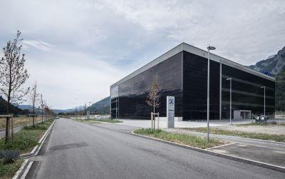 Produktionsgebäude Hamilton Ems