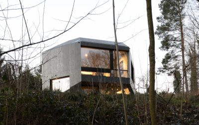 Haus am Waldrand (casa forest)