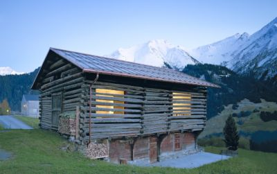 Stall-Haus, Lumbrein