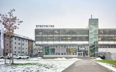 Transformation Betriebsgebäude zum Hauptsitz Stadtwerk Winterthur