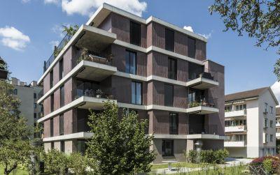 Immeuble résidentiel sur l'Entlisberg