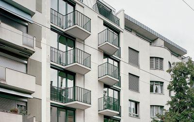 Bâtiment résidentiel de remplacement Missionsstrasse, Bâle