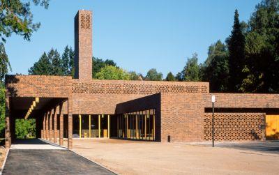 Krematorium Feldli, St.Gallen