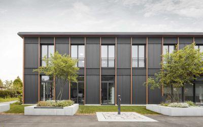 Wohnheim mit Atelierhaus Stiftung MBF