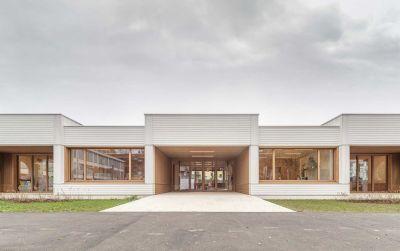 Neubau Doppelkindergarten Steinmürli Dietikon