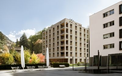 Haus am Mühlbach, Alterssiedlung Bodmer