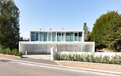 Doppelwohnhaus in Bolligen