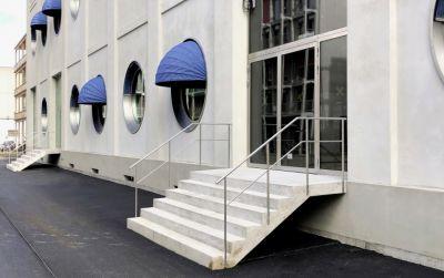 Umbau Silo Erlenmatt, Basel
