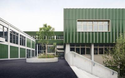 Gesamterneuerung Schulhaus Grossmatt Hergiswil