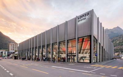 Lonza Arena