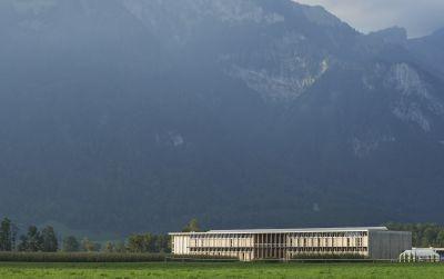 Landwirtschaftliches Zentrum St.Gallen in Salez