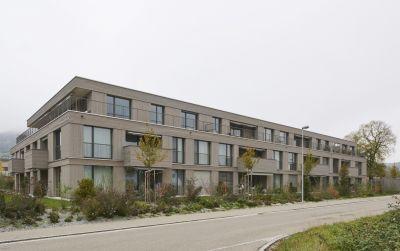Wohngebäude Langwisenstrasse 14