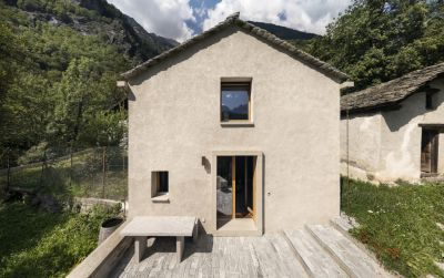 Studio Cascina Garbald (scientist in residence)