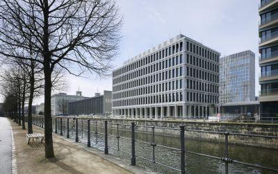 Bürogebäude am Hamburger Bahnhof, Berlin