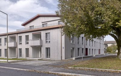 Wohnüberbauung Mattenbach Winterthur
