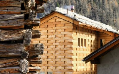 Habitation pour une famille - Val d'Arolla