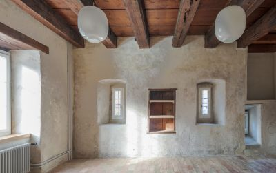 Umbau Altes Pfarrhaus