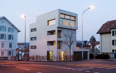 townhouse one, horgen