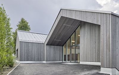 Neubau Doppelkindergarten in Ebertswil