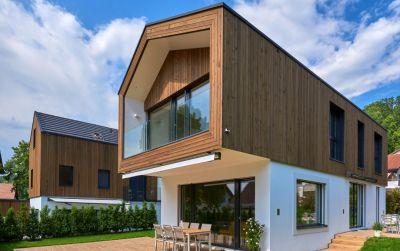 Neubau Einfamilienhaus in Ueberstorf