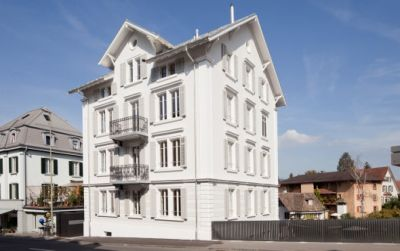 townhouse two, horgen