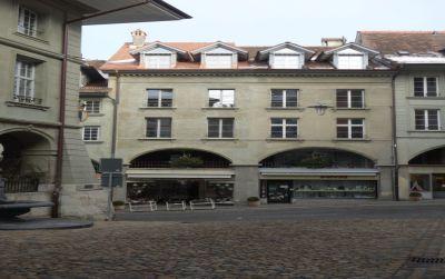 Umbau Altstadthaus, Burgdorf