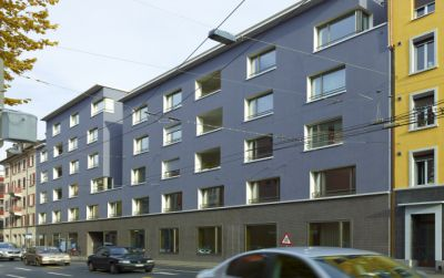Alterswohnen Feldstrasse Zürich