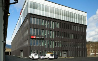 SBB Betriebszentrale Mitte