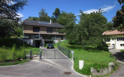 Villa Minergie P au Mont-sur-Lausanne