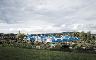 Wohnüberbauung Zelgli Mattenbach