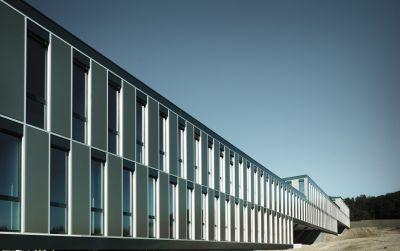 ETH HCP Büro- und Seminargebäude