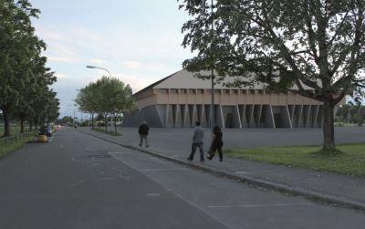 Architektur & Sport: Ein Eisstadion für Langenthal im Oberaargau (BE)