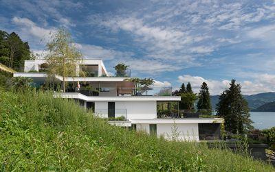 Terrassenhäuser Hobacher