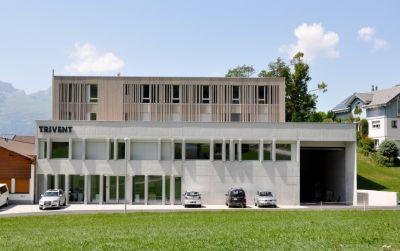Firmengebäude Trivent AG