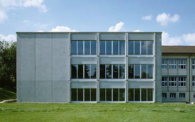 Erweiterung Schulhaus Luterbach