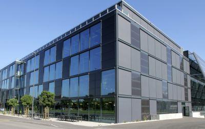 Meyer Burger Betriebsgebäude