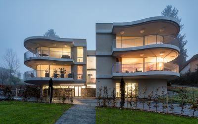 Wohnhaus im Park, Schwyz